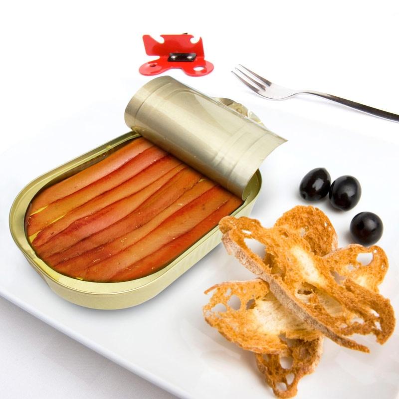 Filetes de anchoas del...