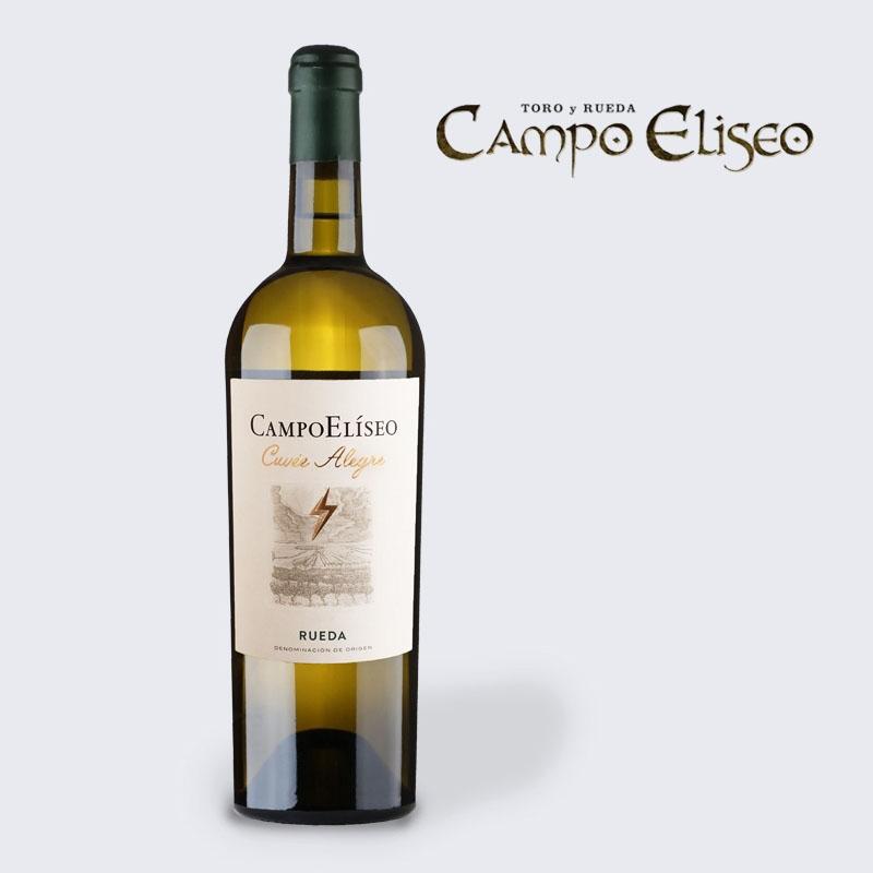 Cuvée Alegre  Campo Elíseo...