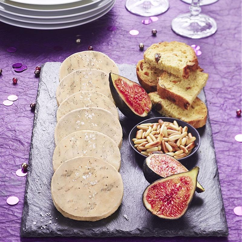 Bloc de foie gras de pato MC...