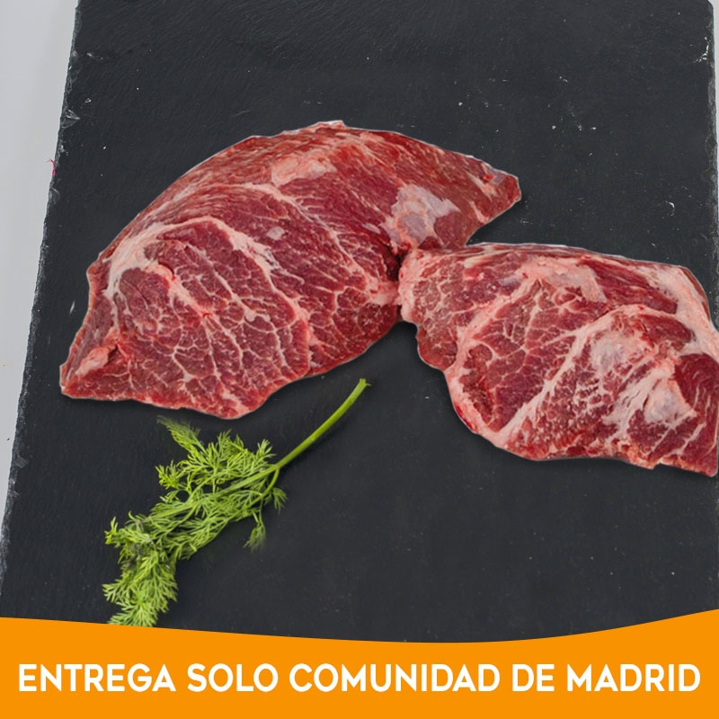 Presa de cerdo ibérico 0,75-0,85 kg...