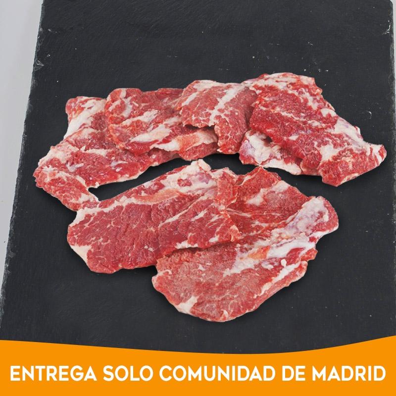 Abanico de cerdo ibérico 0,75-0,85 kg...