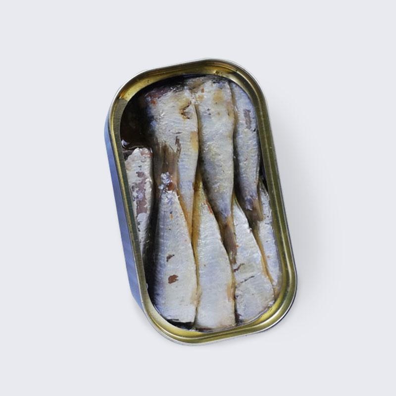 Sardinas cantábrico aceite...