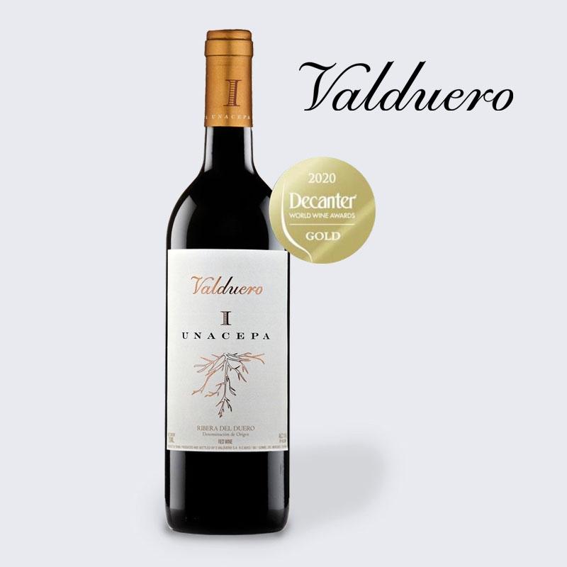 Una Cepa Valduero Ribera...