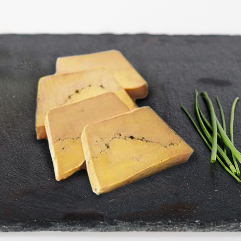 Foie gras de pato Entier...