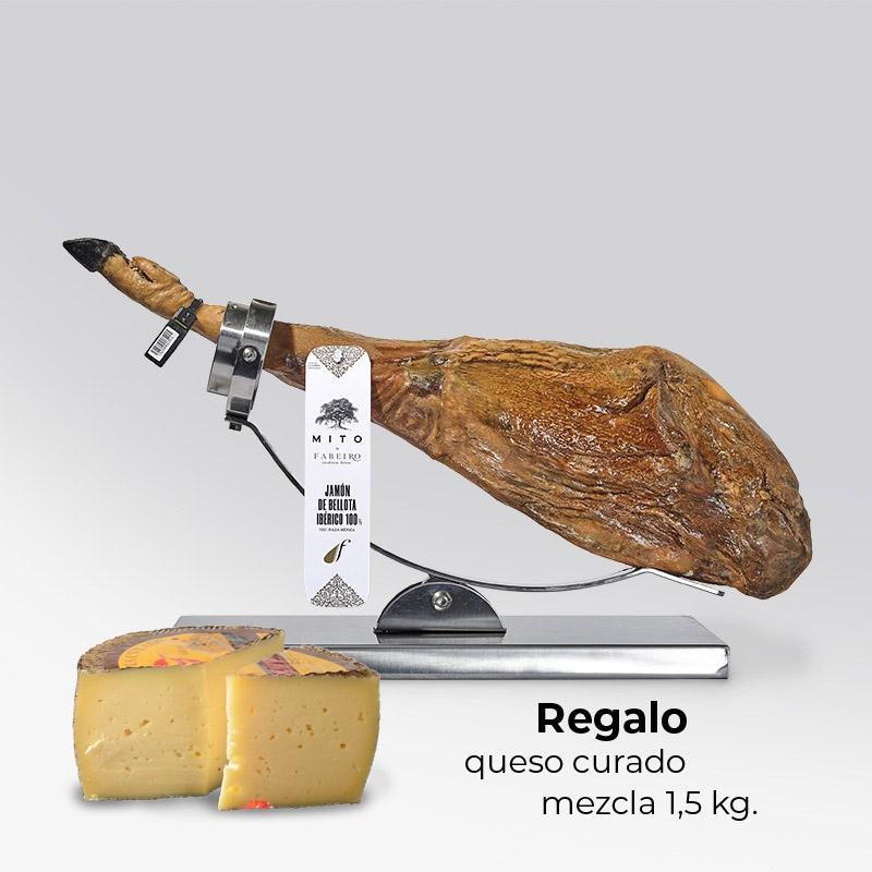 Jamón de Bellota 100%...