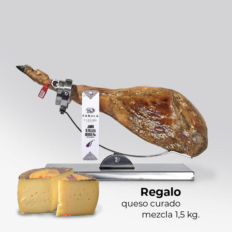 Jamón de Bellota 75%...
